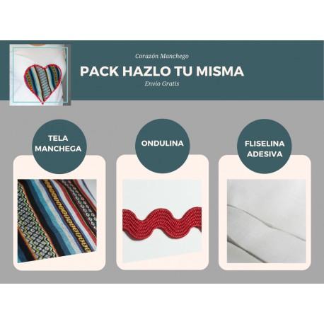 Pack Corazón Manchego