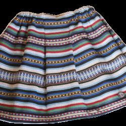 falda manchega albaceteña feria albacete tela manchego