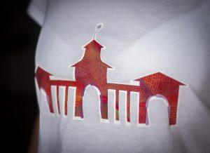 camiseta puerta de hierros feria de albacete